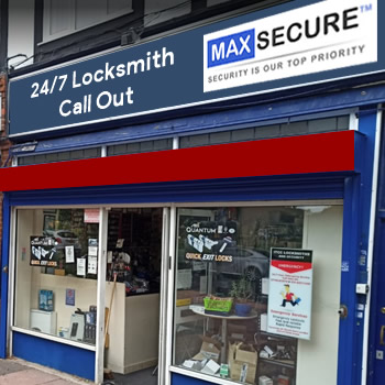 Locksmith store in West Hampstead